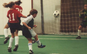 Indoor soccer parenting ideas anger
